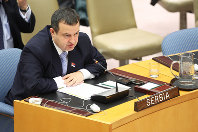 Security Council Discusses UN Mission in Kosovo