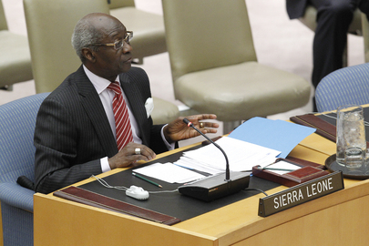 Security Council Extends UN Mission in Sierra Leone for Final Time