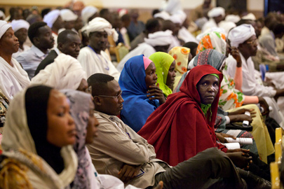 IDPs and Refugees Conference in Sudan