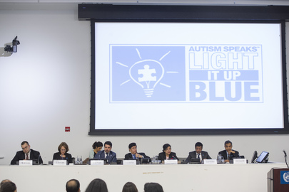 UN Observes World Autism Awareness Day