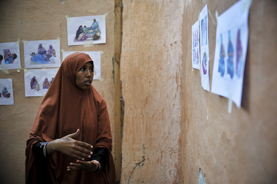 UN Envoy on Sexual Violence in Conflict Starts First Official Visit to Somalia