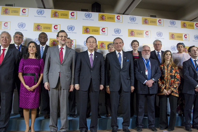 High-level UN Meeting on Hunger, Food Security and Nutrition