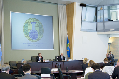 Press Conference by Secretary-General and Head of OPCW