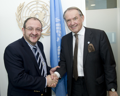 Deputy Secretary-General Meets Foreign Minister of Guatemala