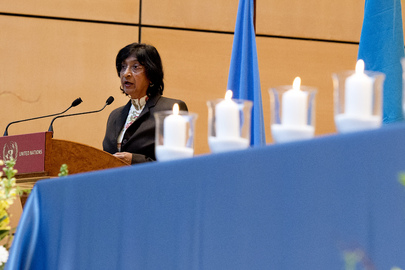 UNOG Observes Day of Reflection on Rwanda Genocide
