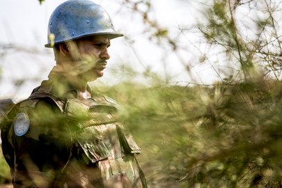 UNMISS Peacekeepers on Short Duration Patrol
