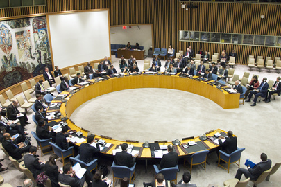 Security Council Meeting on the Situation in Côte d'Ivoire
