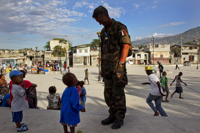 Brazilian Battalion's Mandate in Haiti Coming to an End