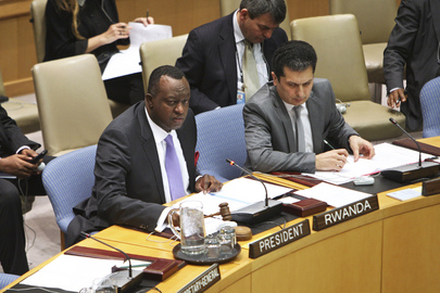 Council Discusses Situation in Syria