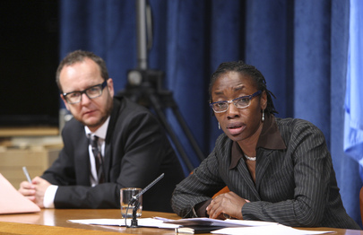 Press Conference on International Crisis Group Report on Mali