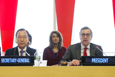 ECOSOC Discusses Innovative Partnerships for Sustainable Development