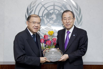 Secretary-General Meets with Head of UNCTAD