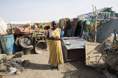 South Sudanese Returnees in Renk, Upper Nile State