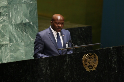 Assembly Debates Peaceful Resolution of Conflicts in Africa