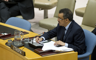 Security Council Discusses Situation in Somalia