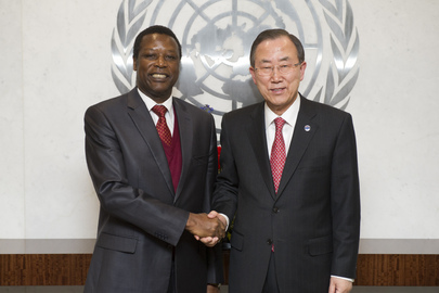 Secretary-General AU High Representative for Mali and Sahel