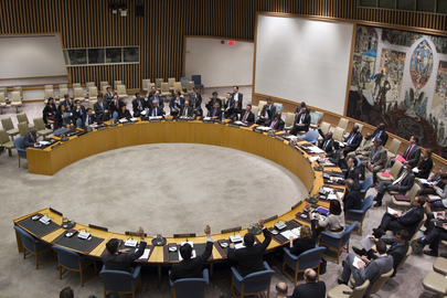Security Council Establishes UN Assistance Mission in Somalia