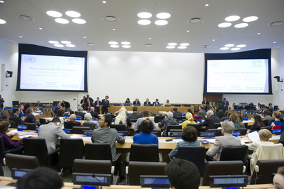 UN Marks World Press Freedom Day