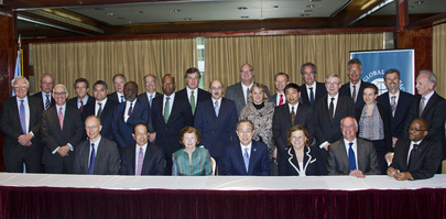 Meeting of the Global Compact Board