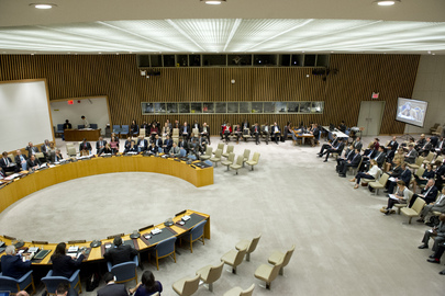Security Council Discusses Situation in the DRC