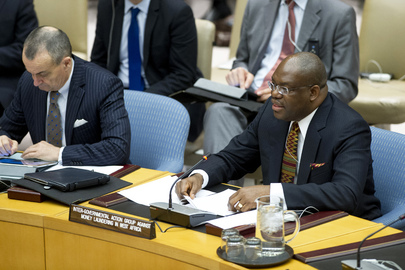 Security Council Discusses Combating Terrorism in Africa