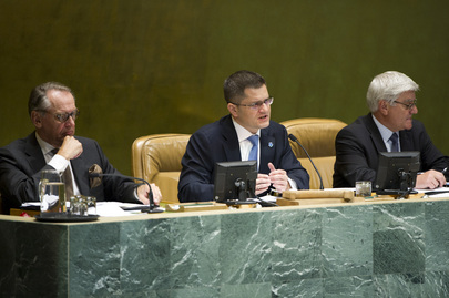 Assembly Demands Halt to All Violence in Syria