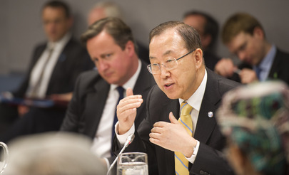 High-Level Panel on the Post-2015 Development Agenda