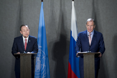 Secretary-General Visits Sochi, Russian Federation