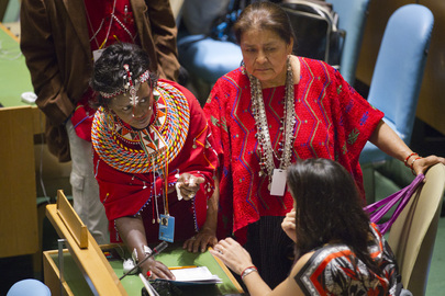 Opening of Twelfth Session of Indigenous Forum