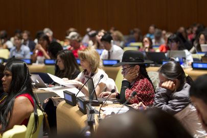 Twelfth Session of Permanent Forum on Indigenous Issues