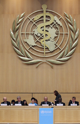 Opening of Sixty-sixth Session of World Health Assembly