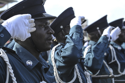 South Sudan Graduates First Batch of Immigration Officers