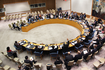 Security Council Extends Interim Security Force in Abyei