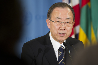Secretary-General Briefs Press on Recent Visit to Africa