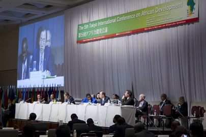 Tokyo International Conference on African Development (TICAD V)