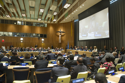Arms Trade Treaty Opens for Signature