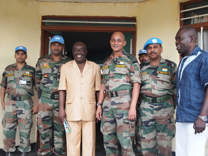 MONUSCO Finances New Quick Impact Project in Sake