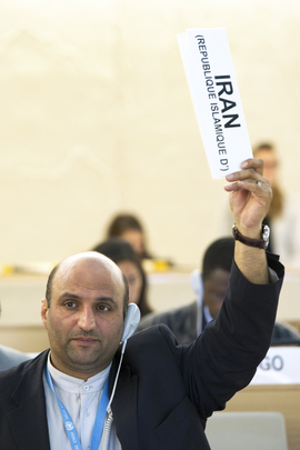 Commission of Inquiry on Syria Presents Latest Report to Human Rights Council