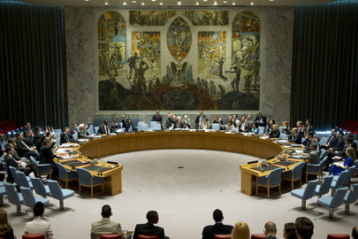 Security Council Extends Mandate of Expert Panel on Iran Sanctions