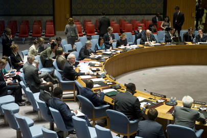Security Council Briefed on Darfur by ICC Prosecutor