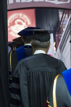 Secretary-General Receives Honorary Degree, Delivers Commencement Address at University of Denver