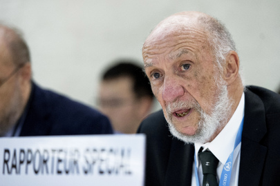Human Rights Council Discusses Situation in Palestine