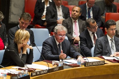 Security Council Discusses Children and Armed Conflict