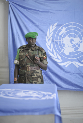 UN Staff Killed in Terrorist Attack Honoured, Sent Home for Burial