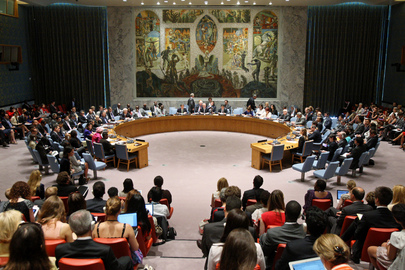 Security Council Meeting on Women, Peace and Security