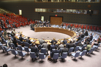 Security Council Discusses Peacekeeping Operations