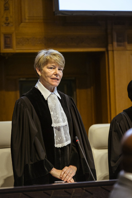 ICJ Hears Case of Whaling in Antarctic: Australia vs. Japan
