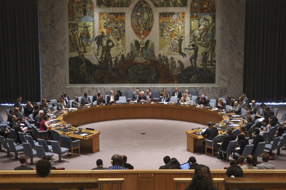 Security Council Discusses Situation in Sahel