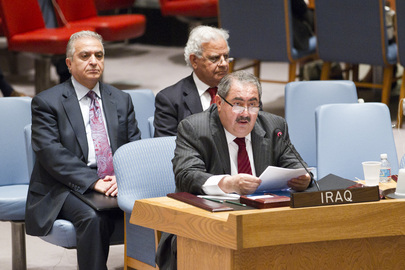 Council Releases Iraq from Obligations Stemming from 1990 Invasion of Kuwait