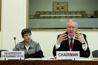 Disarmament Advisory Board Meets in Geneva